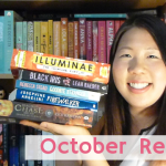 BookTube Video: October Recap Where I Rave About ILLUMINAE