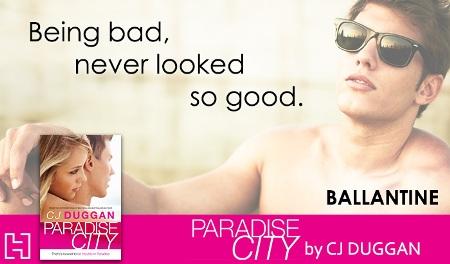 Paradise City Card Ballantine