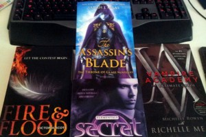 Stacking the Shelves #21 – Assassin's Blade!