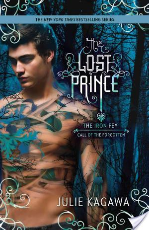 The Lost Prince by Julie Kagawa Review: Magical whimsical fey spin off