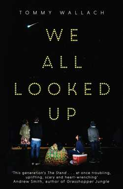 Blog Tour: We All Looked Up by Tommy Wallach Review & Giveaway (AUS)
