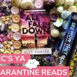 Bec's YA Reads for Quarantine