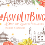 Asian Literature Challenge – My #AsianLitBingo TBR