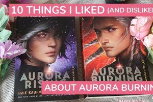 Aurora Burning Review: 10 Things I Liked & Disliked