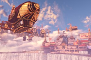Transcending the gaming experience: Bioshock Infinite