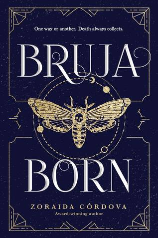 Bruja Born by Zoraida Cordova Review: Featuring Bruja Magic and Self-Love!