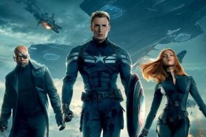 Happy Eternity Discussions – Captain America: The Winter Soldier Review