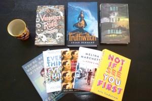 Indulgence Insider #46 – Lifeline Bookfest Hauling