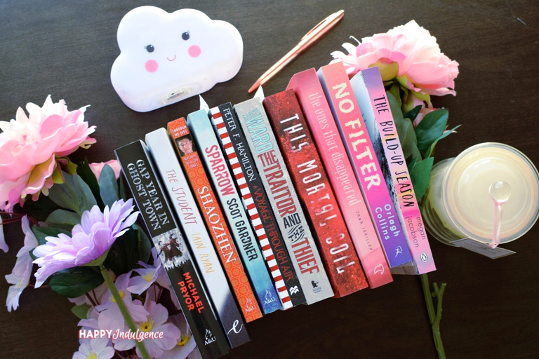 Indulgence Insider #71 – July Book Haul