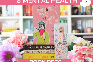 8 Mental Health Book Recommendations