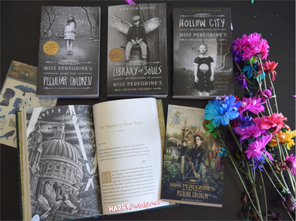 Miss Peregrine's Home for Peculiar Children – Book & Series Review