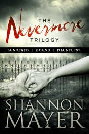 Giveaway & Book Blitz: Nevermore Trilogy by Shannon Mayer