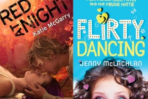 Contemporary YA Reviews #4 – Flirty Dancing by Jenny McLachlan & Red at Night by Katie McGarry
