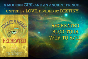 Recreated Blog Tour & Giveaway: Too Many Sexy Egyptian Gods, Not Enough Time