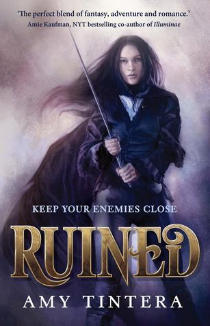 AUS Giveaway & Review: Ruined by Amy Tintera – A Revenge