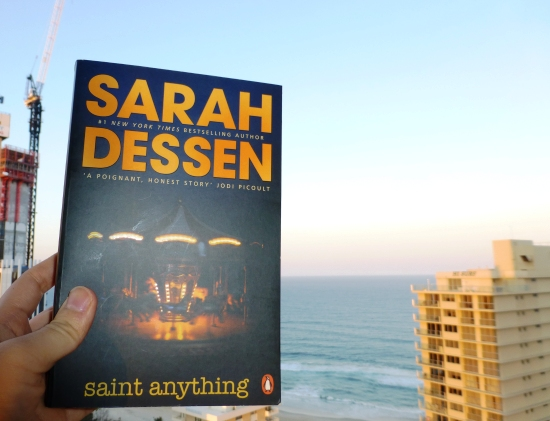 Saint Anything by Sarah Dessen Review: Coping with a jailed sibling