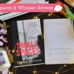 #LoveOzYA Reviews: Small Spaces & Whisper