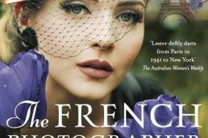 BLOG TOUR: The French Photographer
