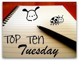 Top 10 Tuesday: Favourite books I read before I was a blogger