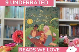 BLOG PARTY: 9 Underrated Reads We Love + INT Giveaway