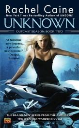 Unknown by Rachel Caine Review: Badass Djinn gains a human side