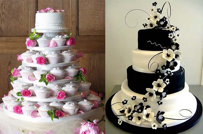 cheap wedding cakes ideas Archives   Happyinvitation com Invitation     gorgeous wedding cakes
