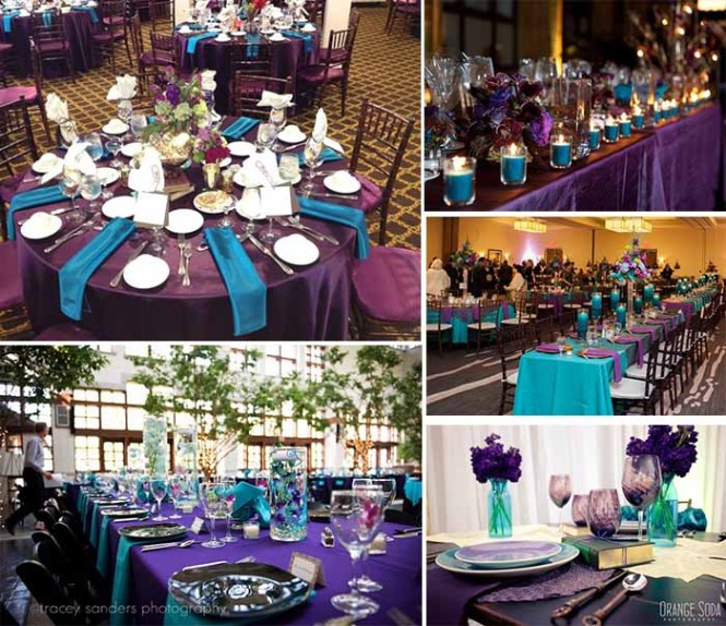 Teal Wedding Decorations Using Stunning Style Ideas 5