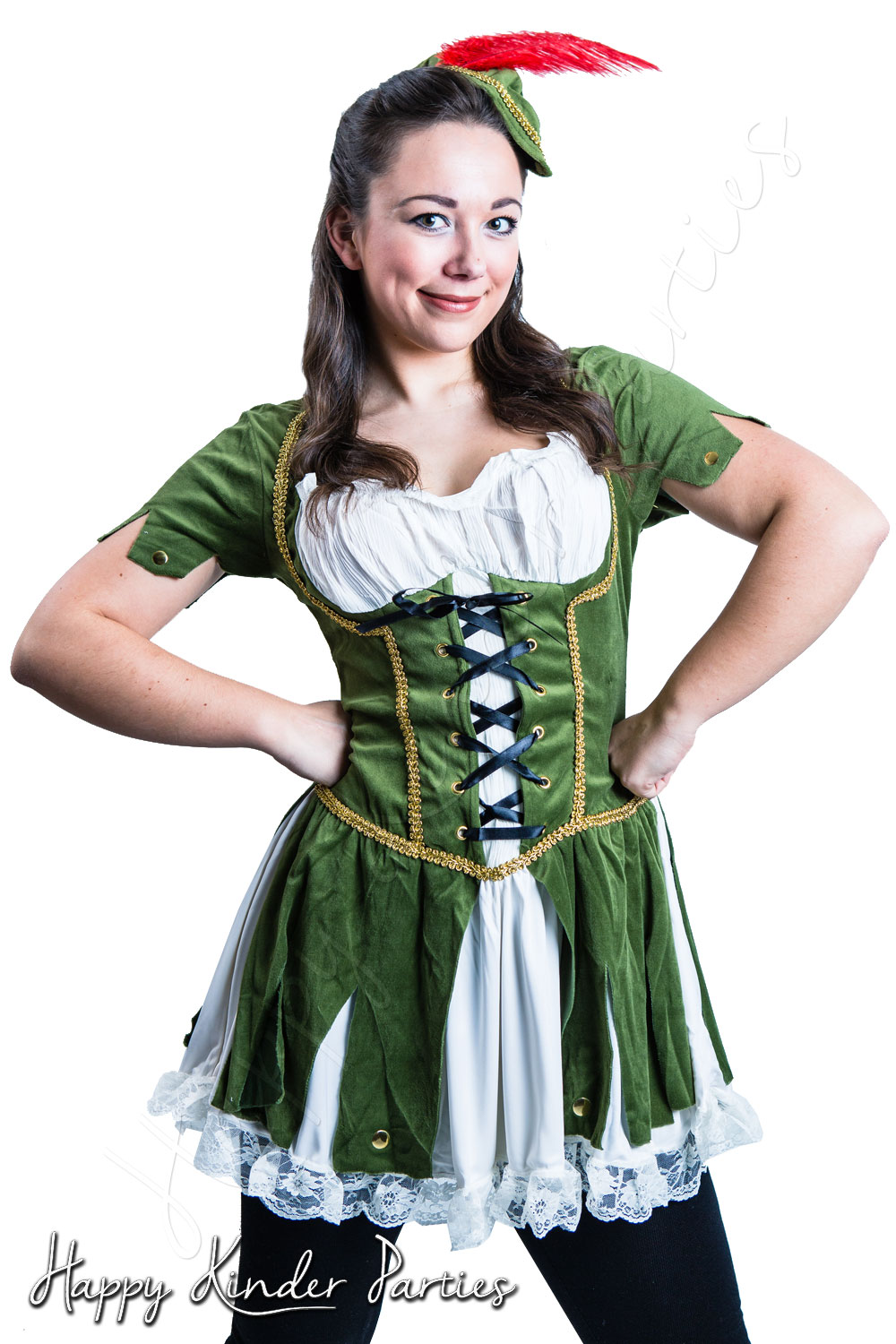 Robin Hood Childrens Party Entertainer Costume