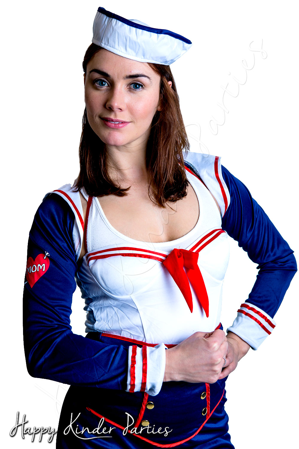 Sailor Childrens Party Entertainer Costume