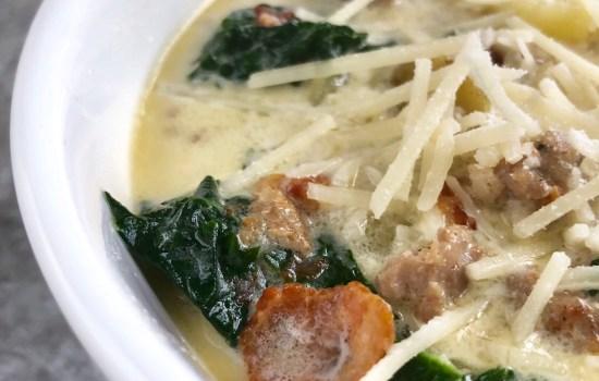 Best Ever Zuppa Toscana
