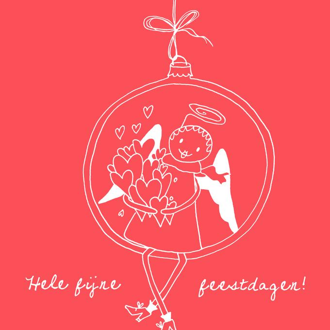 Kerstkaartencountdown JoseBoekema 2