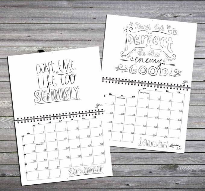 Shrimpie kalender