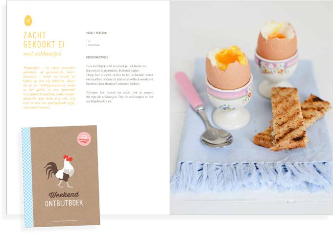 Weekend ontbijtboek HappyMakersBlog