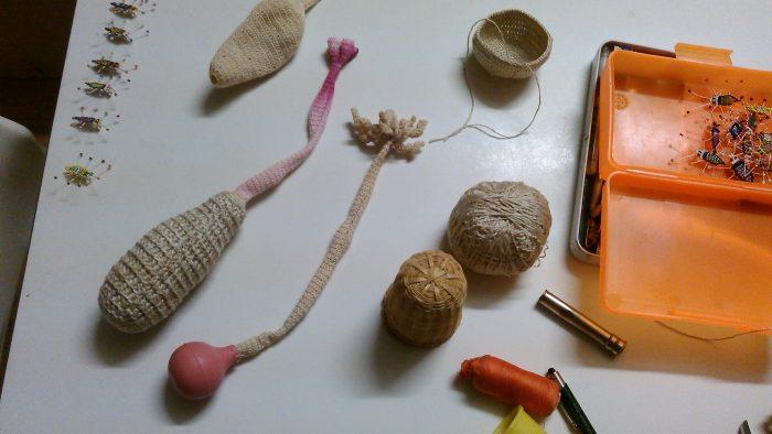 Cursus textiele technieken HappyMakersBlog