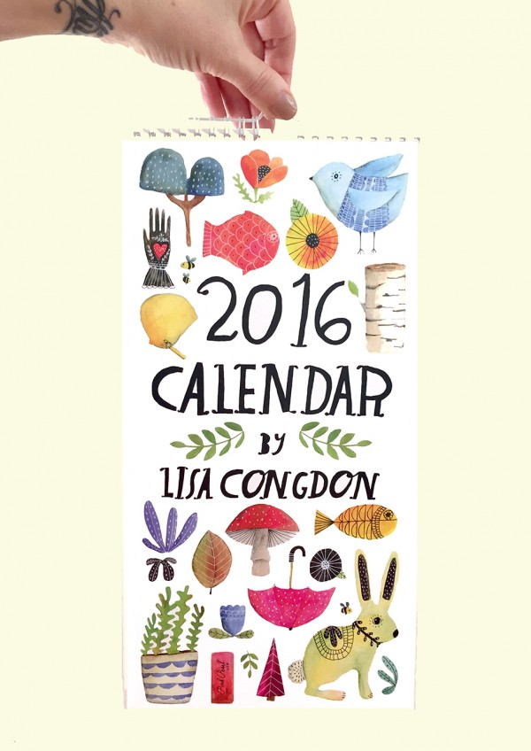 Lisa Cogndon Calendar