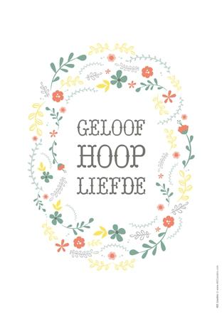 geloof hoop en liefde heegoodies