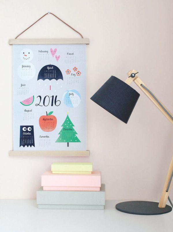 PeiDesign Calendar 2