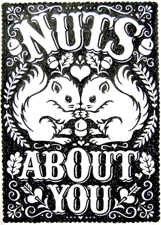 Happy Valentine Alexandra Snowdon