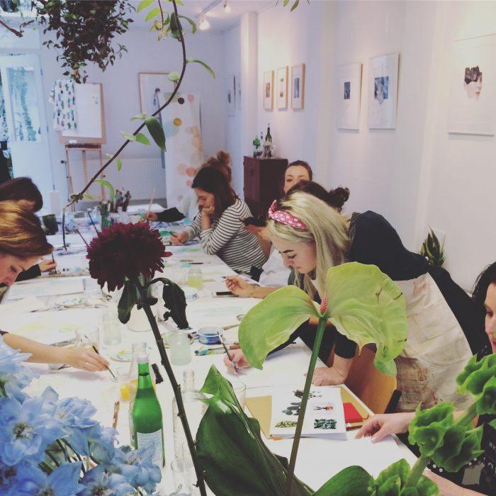 Workshop Claudi Kessels Valesca van Waveren