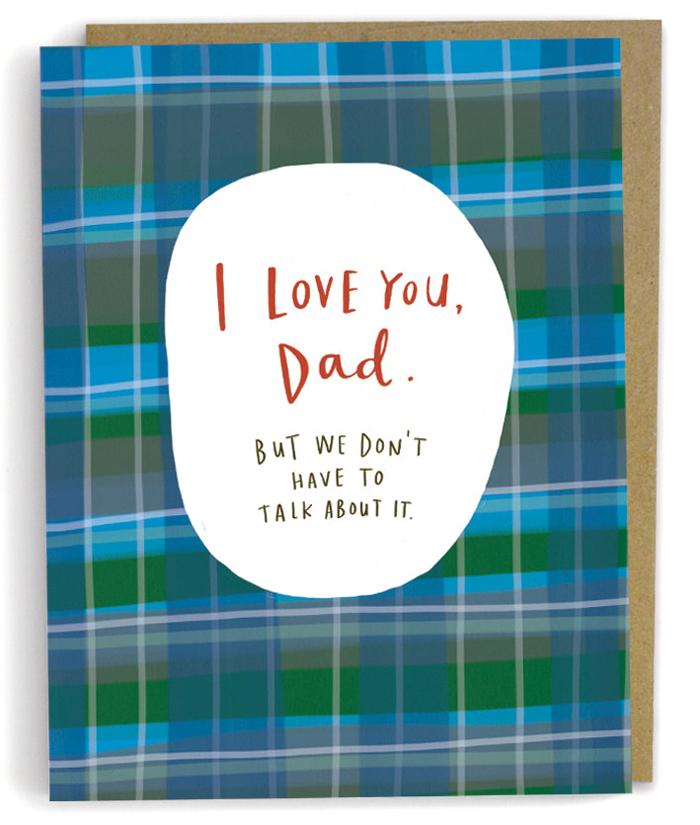 emilymcdowellstudio fathersday postcard