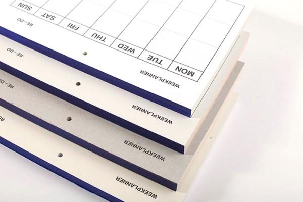 weekplanner redo happymakersblog