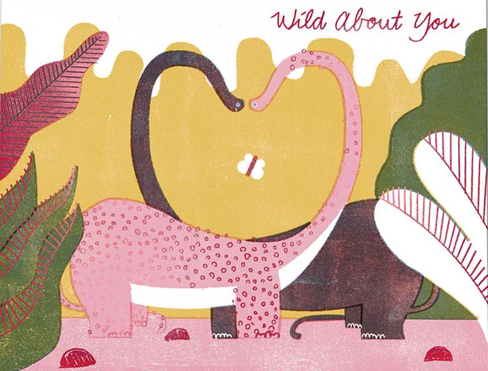 BARBARA DZIADOSZ Redcapcards valentinecard happymakersblog