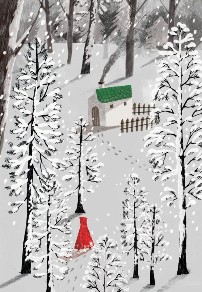 Yeji Yun Winter HappyMakersBlog