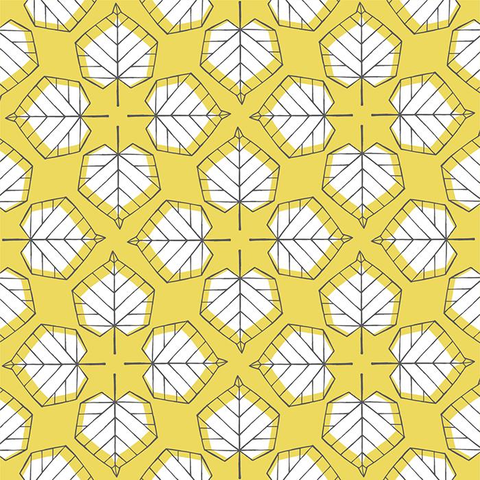 Surface pattern Leave L001Y