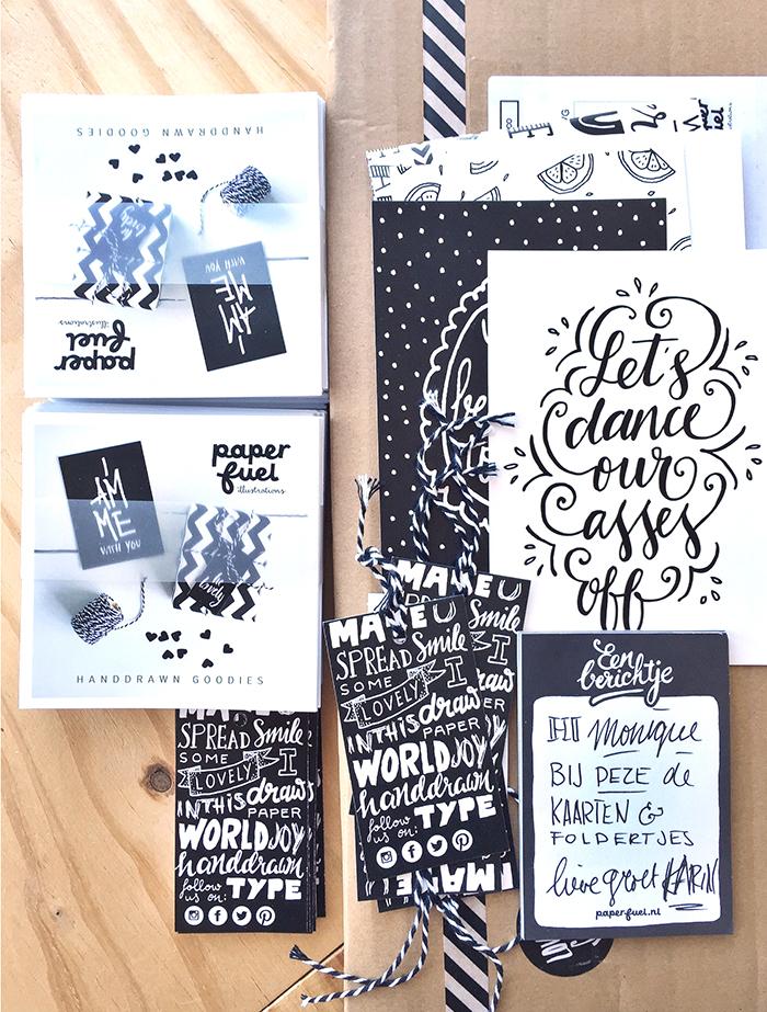 Aan de tekentafel Paperfuel 11 HappyMakersBlog