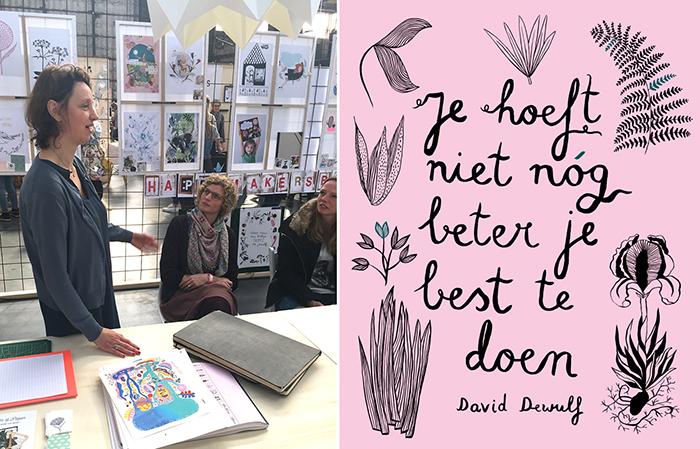 Marenthe Otten 7 HappyMakersBlog Creative Life