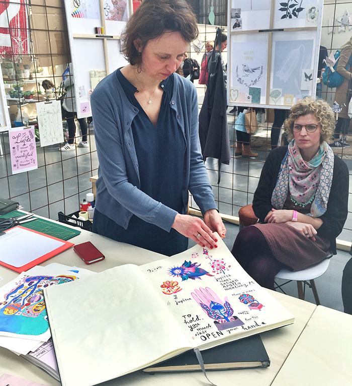 Marenthe Otten HappyMakersBlog Creative Life