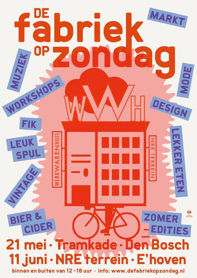De fabriek op Zondag Eindhoven