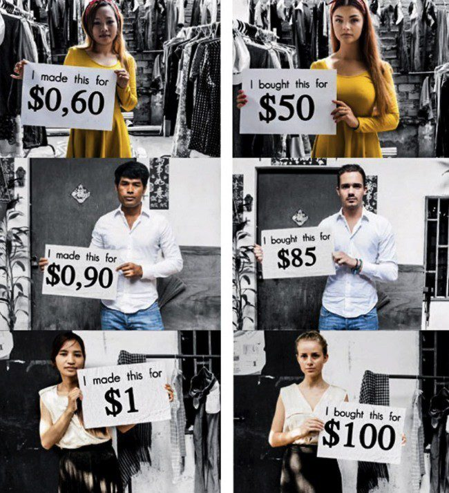 fast fashion factory workers