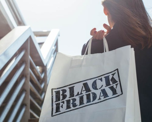 avoid black friday shopping